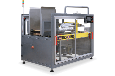 Boxxer Tray Packing Machine
