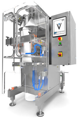 VerTek 800 Model Nitrogen Packaging Machine