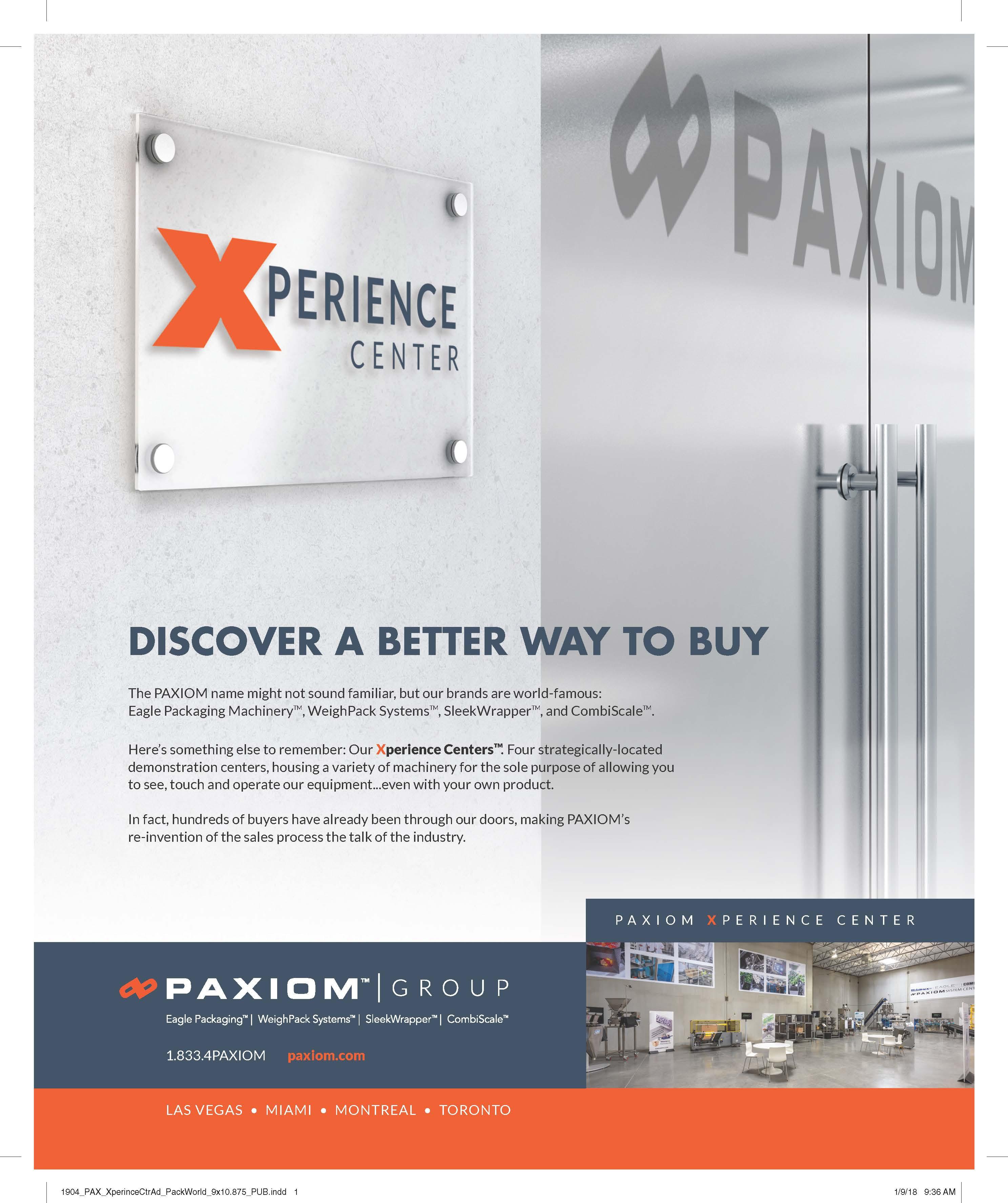 Paxiom Xperience Center