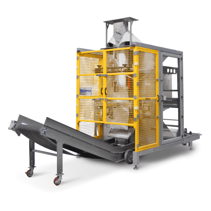 Automatic Bagging Machine System