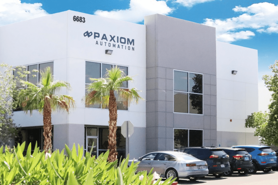 Paxiom office building