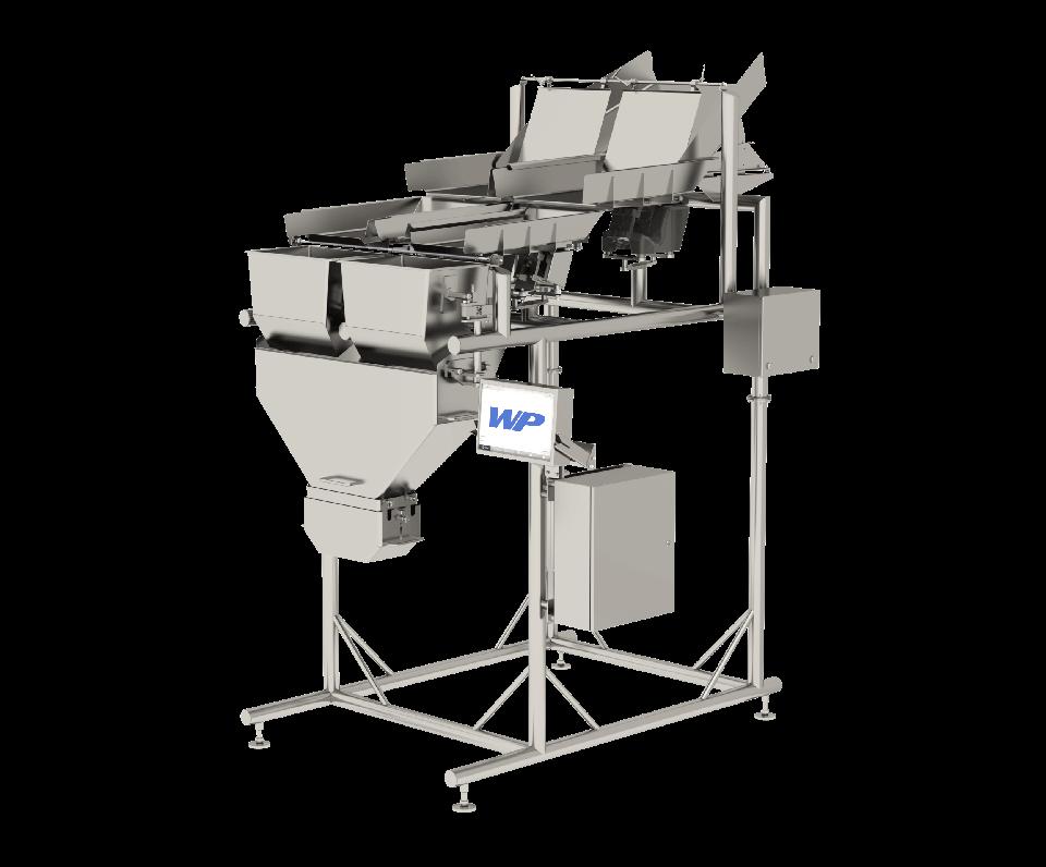 USDA Sanitary Weigh Filling Machine