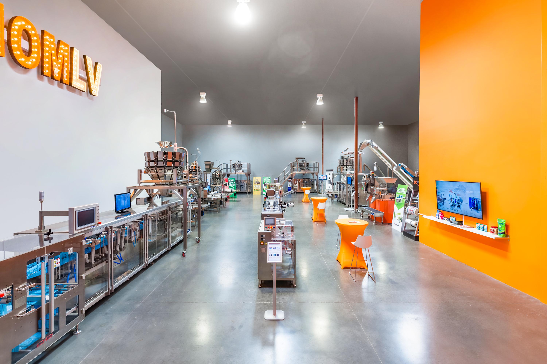 Paxiom Las Vegas Xperience center