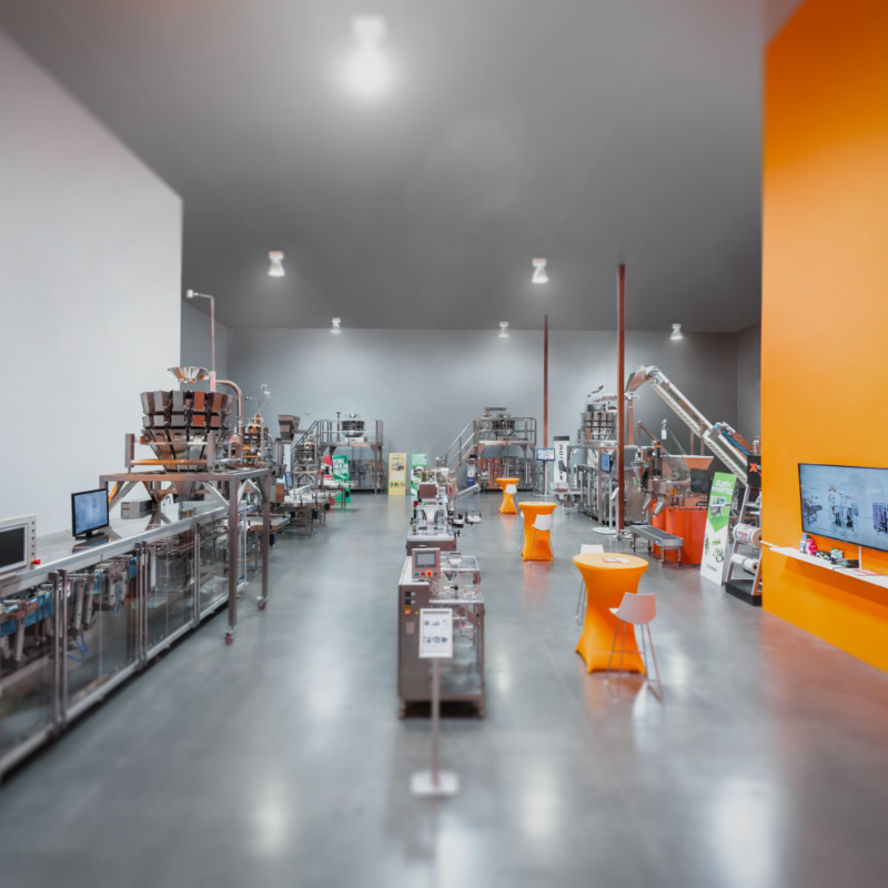 Our Packaging Machinery Xperience Center