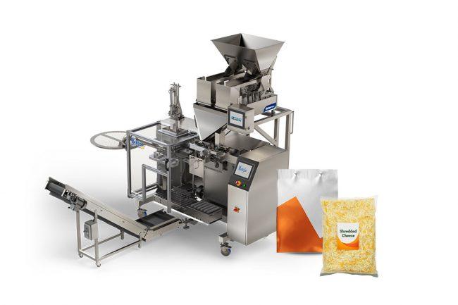cheese bagging machine