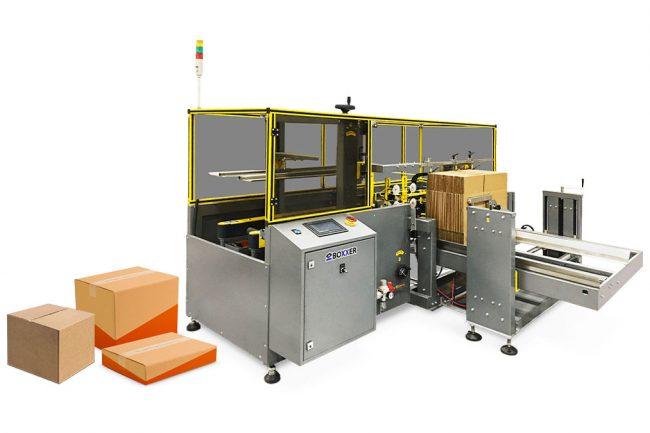 case erecting machine
