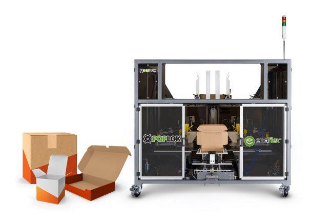case forming machine
