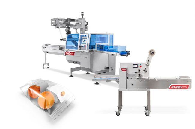 meal kit wrapping machine