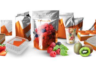 Fruit packaging machine