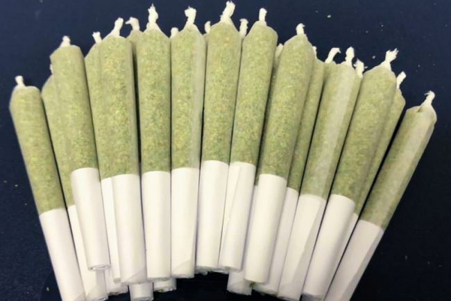 JuanaRoll pre roll joint filled product