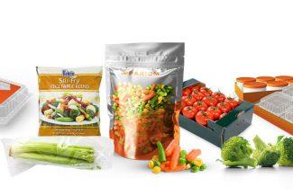 vegetable packaging machine