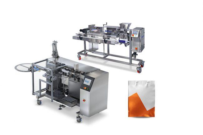 vegetable vacuum bagging machine