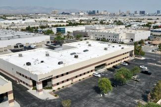 New Paxiom Las Vegas Facility